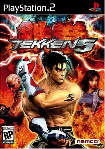 [Dossier] La série des TEKKEN Tekken5cover