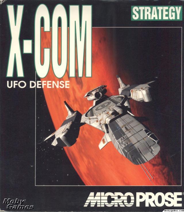 XCOM: UFO DEFENSE X-com-ufo-defense